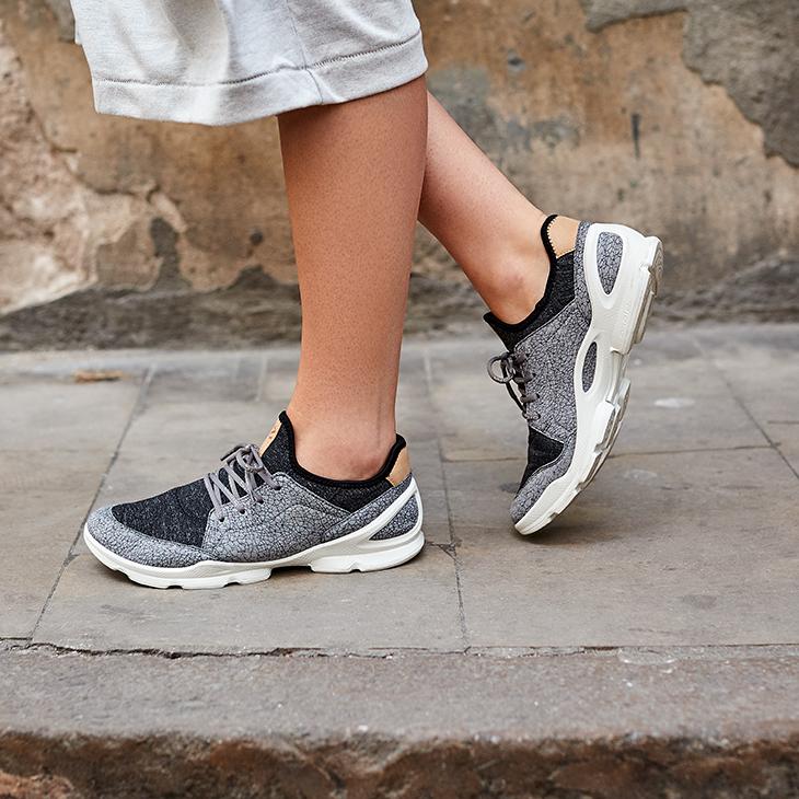 ECCO Women's BIOM Street | Casual Sneakers | ECCO® Shoes
