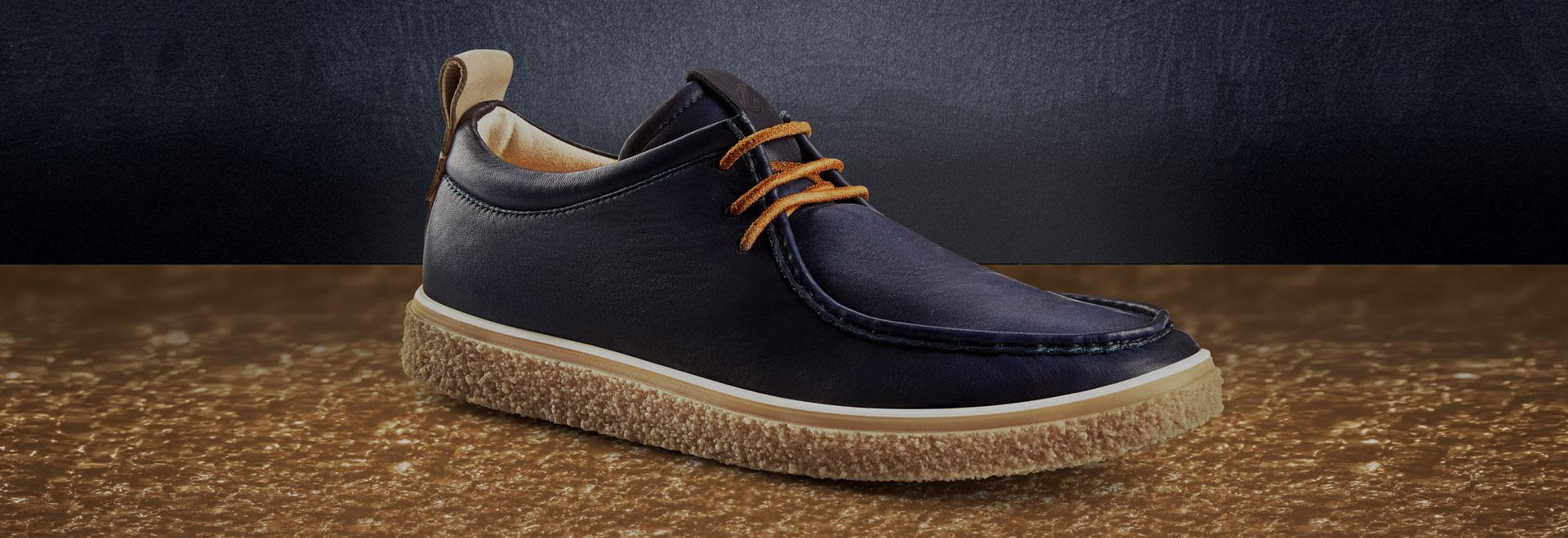 NOVITÀ: ECCO CREPETRAY™. Una versione moderna della scarpa da ...