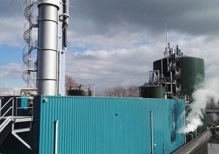ECCO Leather has taken over waste water treatment plant in Dongen, NL