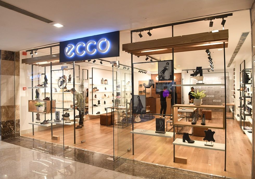 ECCO opens its first store in India - ECCO Group