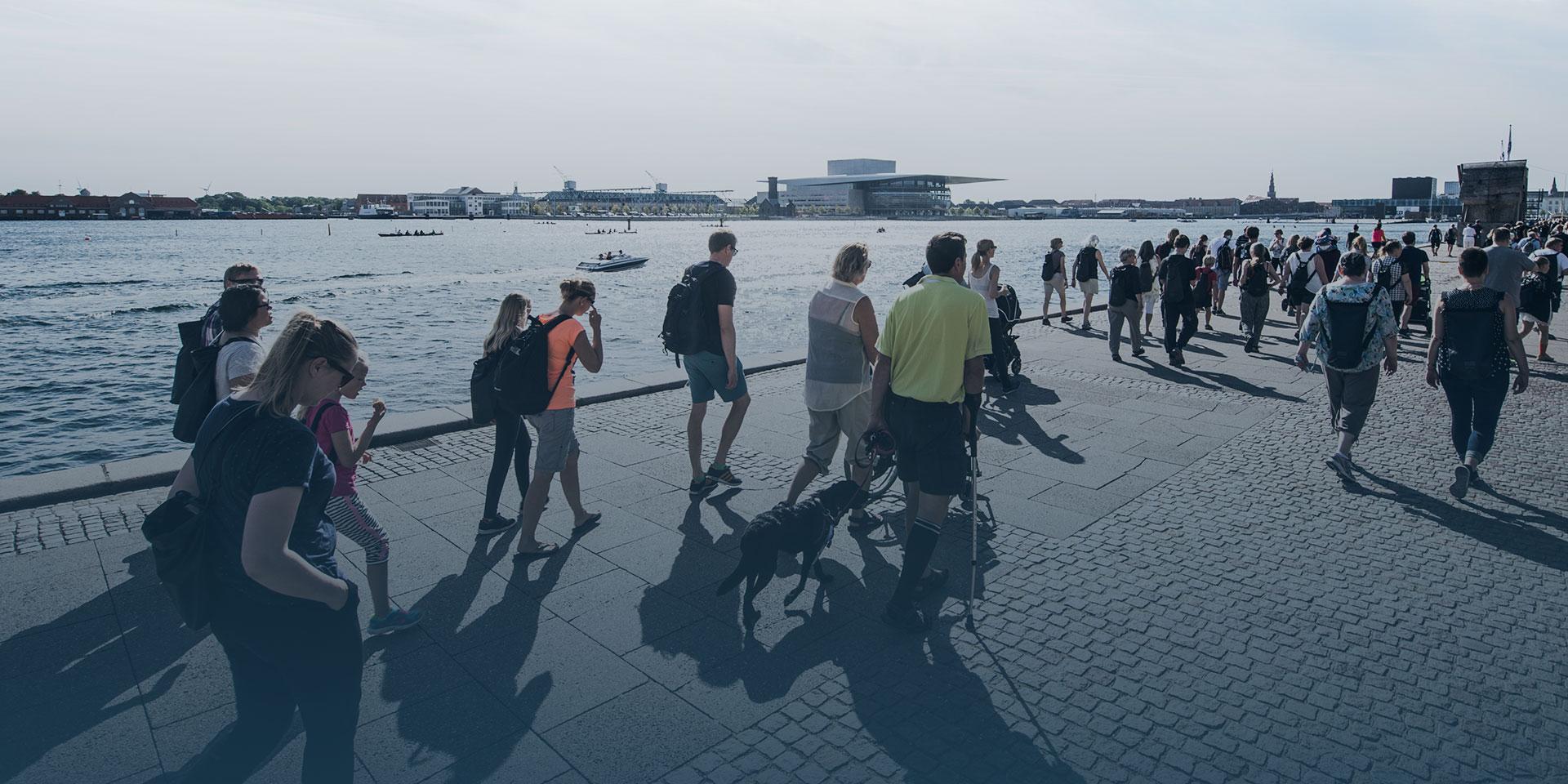 walkathon 2016 københavn