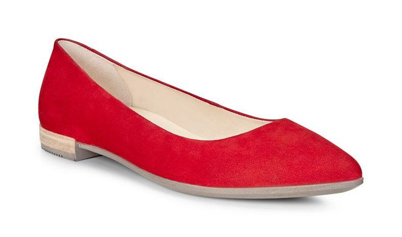 SHAPE POINTY BALLERINA (قرمز)