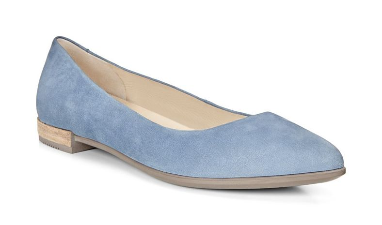 SHAPE POINTY BALLERINA (آبی)