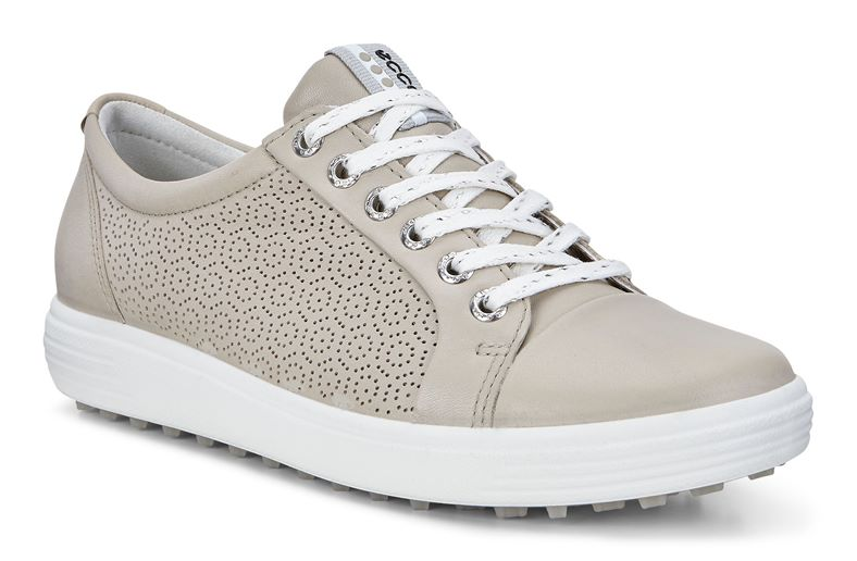 WOMENS GOLF CASUAL HYBRID (Beige)
