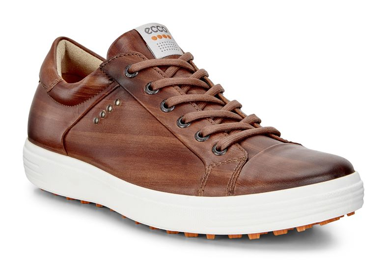 MEN'S GOLF CASUAL HYBRID (Brown)
