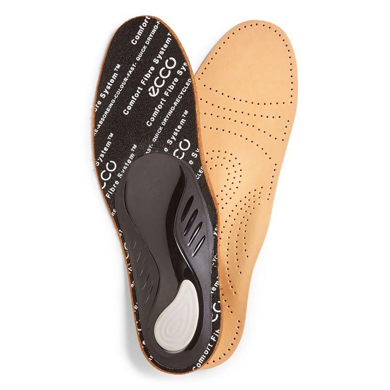 Premium Leather Footbed (قهوه ای)