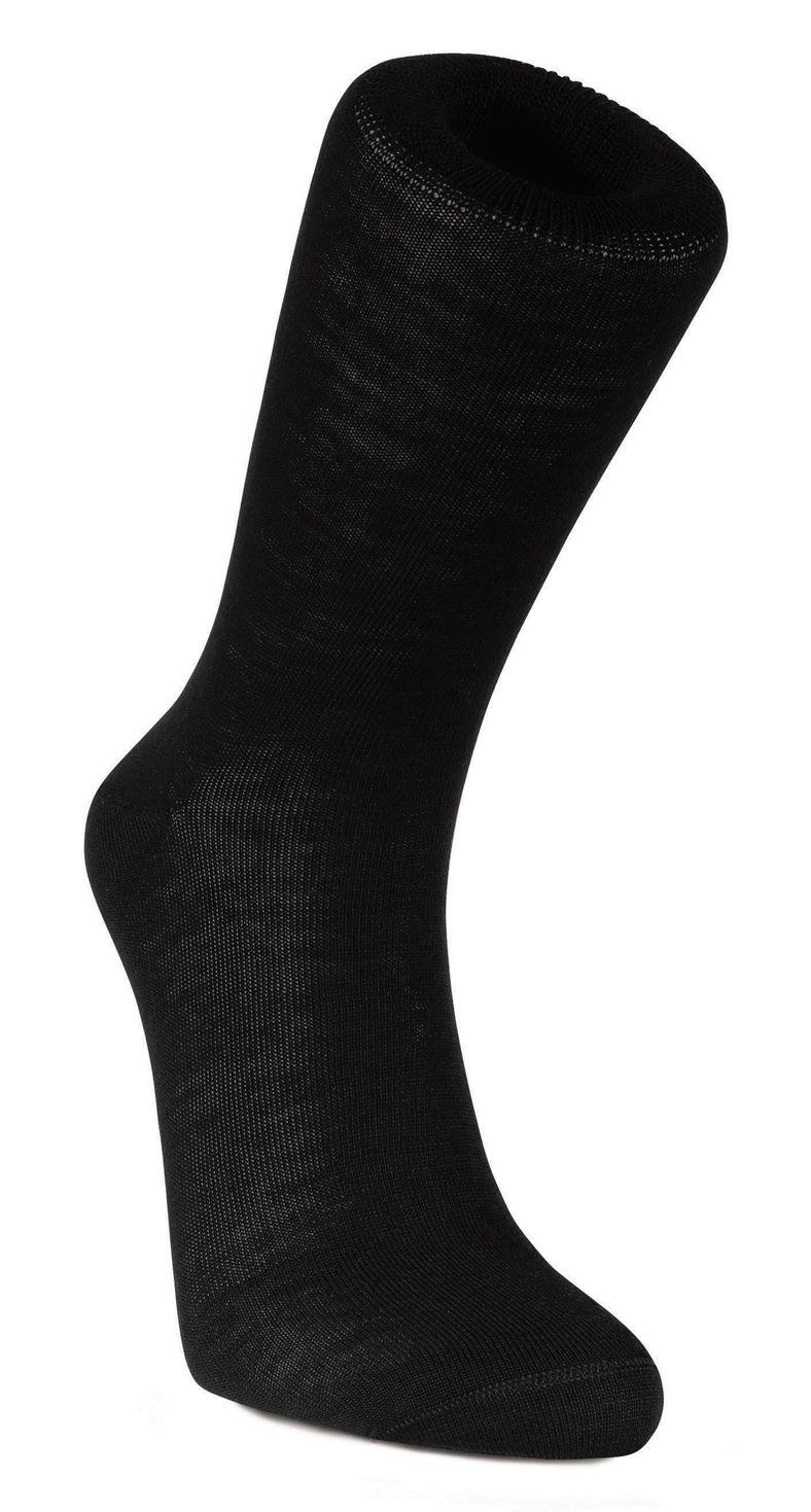 Business Sock Wool (مشکی)