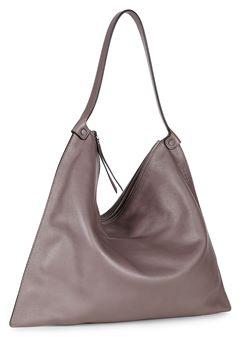 Sculptured Shoulder Bag