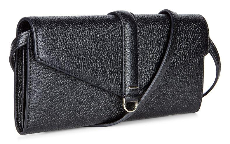 Isan Clutch Wallet (مشکی)