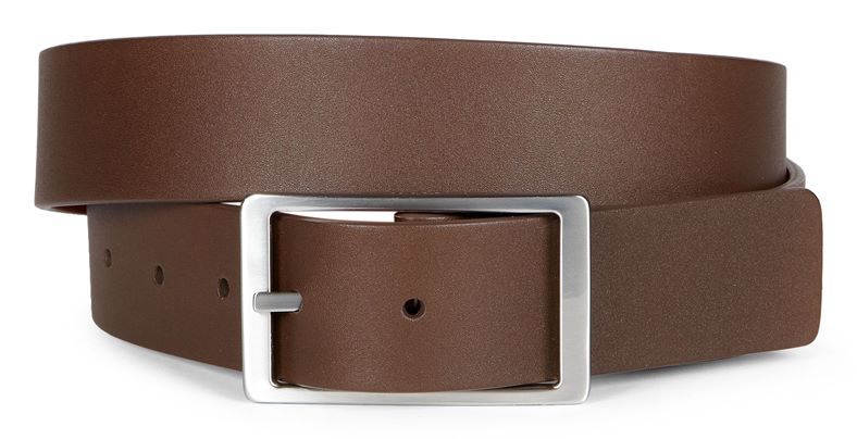 Hesa Reversible Belt (قهوه ای)