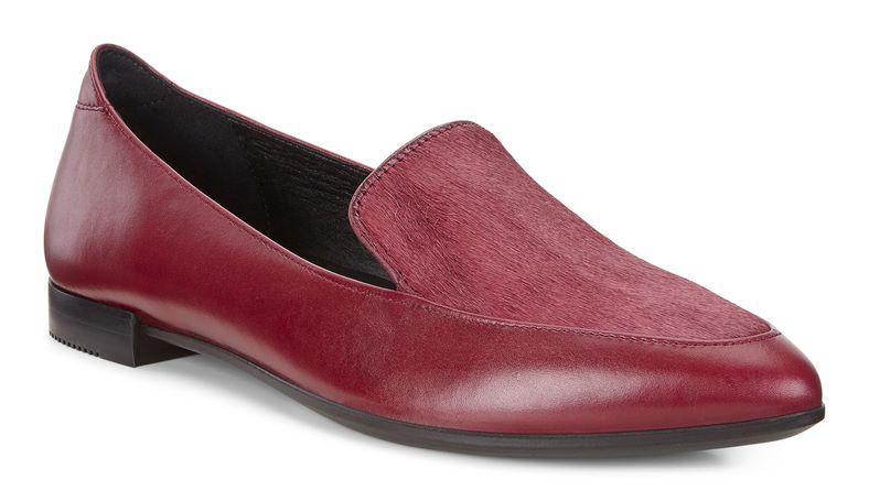 SHAPE POINTY BALLERINA (紅色)