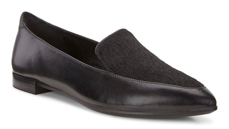 SHAPE POINTY BALLERINA (Black)
