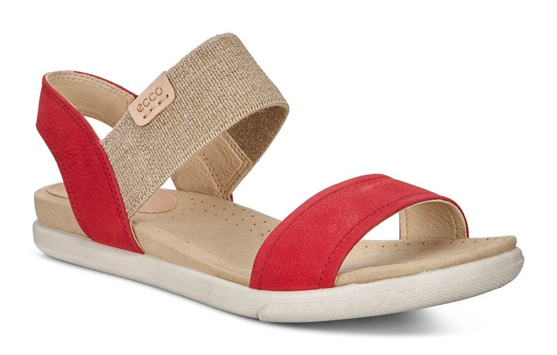 DAMARA SANDAL (Red)