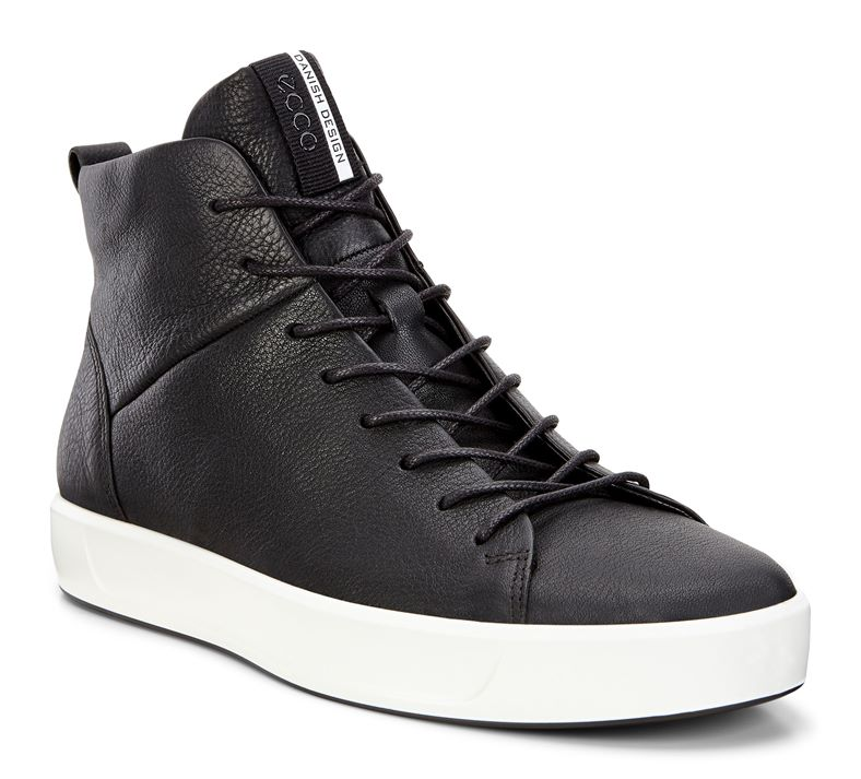 SOFT 8 MEN'S (Black)
