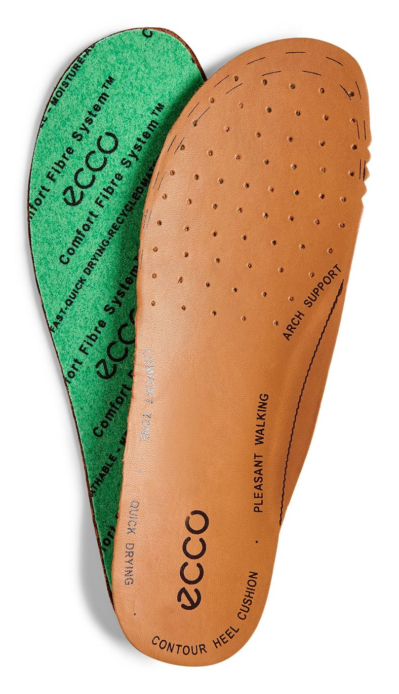 Kids CutToSize Insole (Marrón)