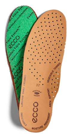 Ladies CFS Leather Insole