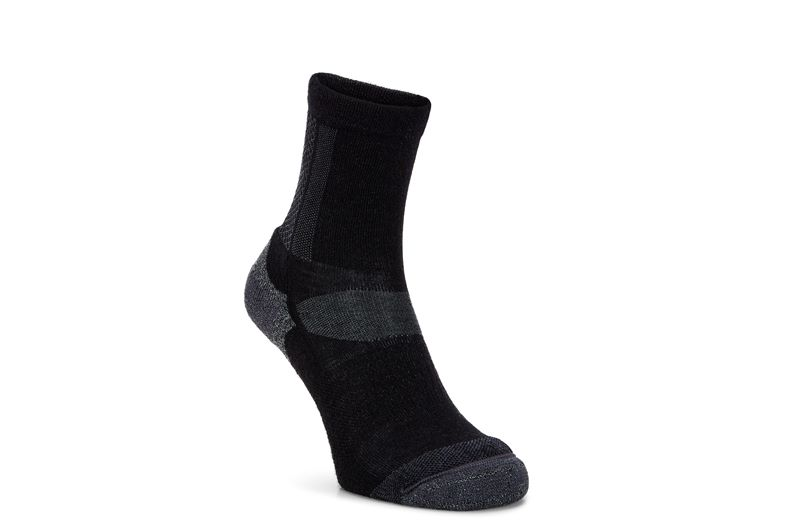 Outdoor Crew Sock (Negro)