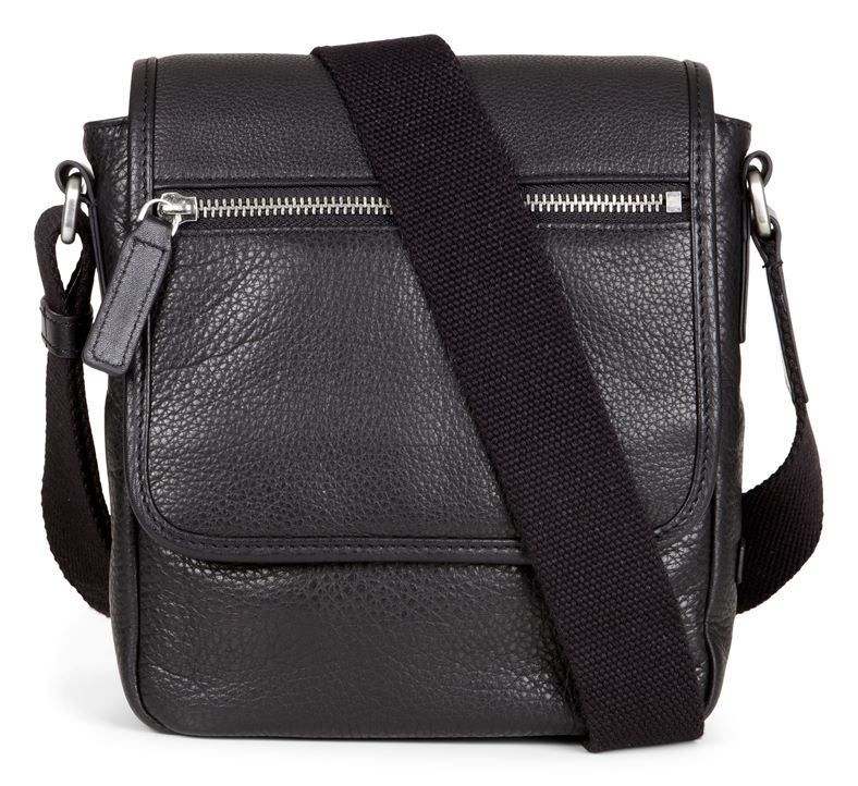 Gordon Small Crossbody (Negro)