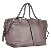 Sculptured Handbag (Grey)