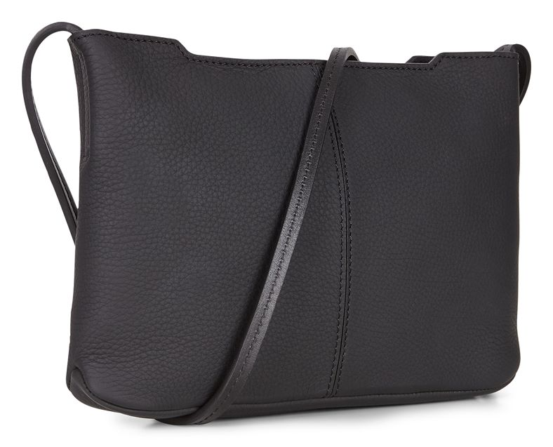 Jilin Small Crossbody (Nero)