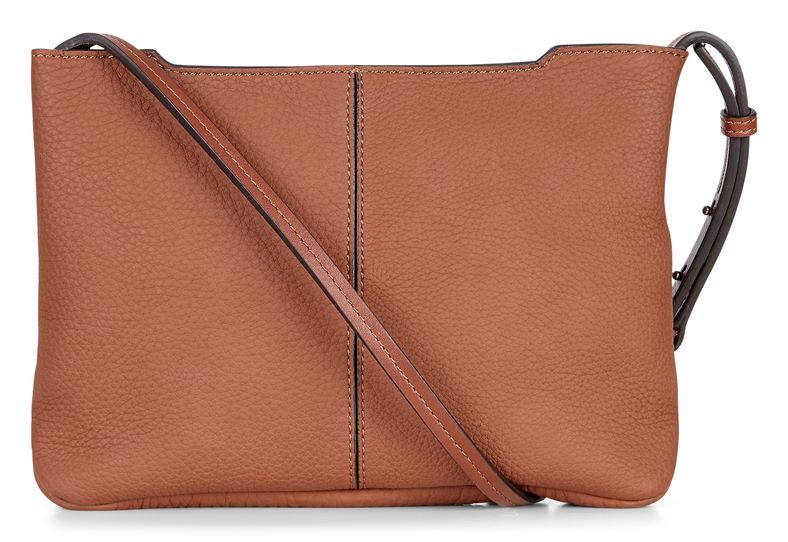Jilin Small Crossbody (Castanho)