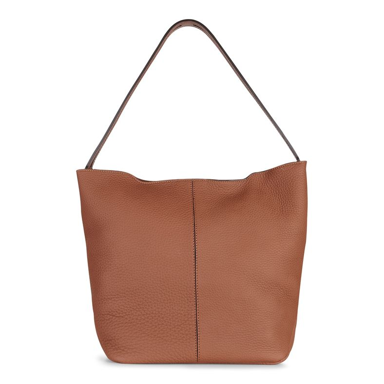 Jilin Hobo Bag (Marrone)