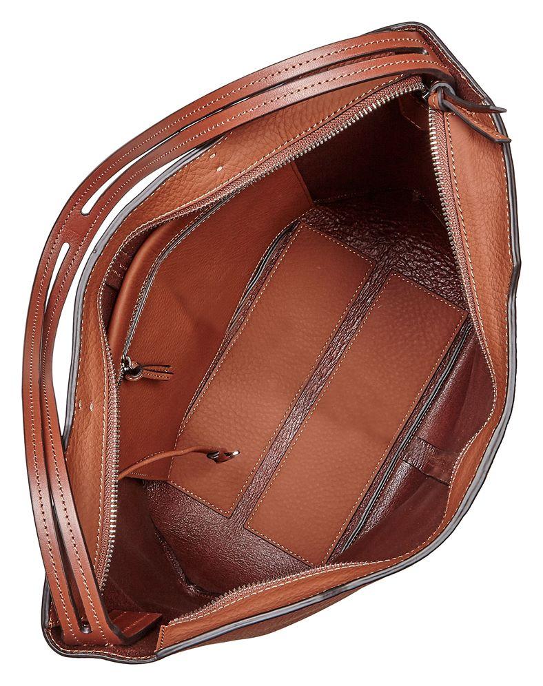 Jilin Hobo Bag (Brown)
