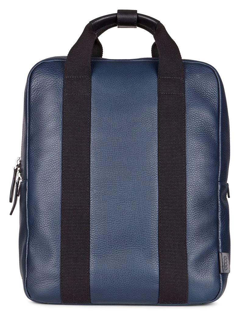 Eday L Medium Backpack (Blue)
