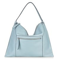 Sculptured Shoulder Bag 2 (Blue)