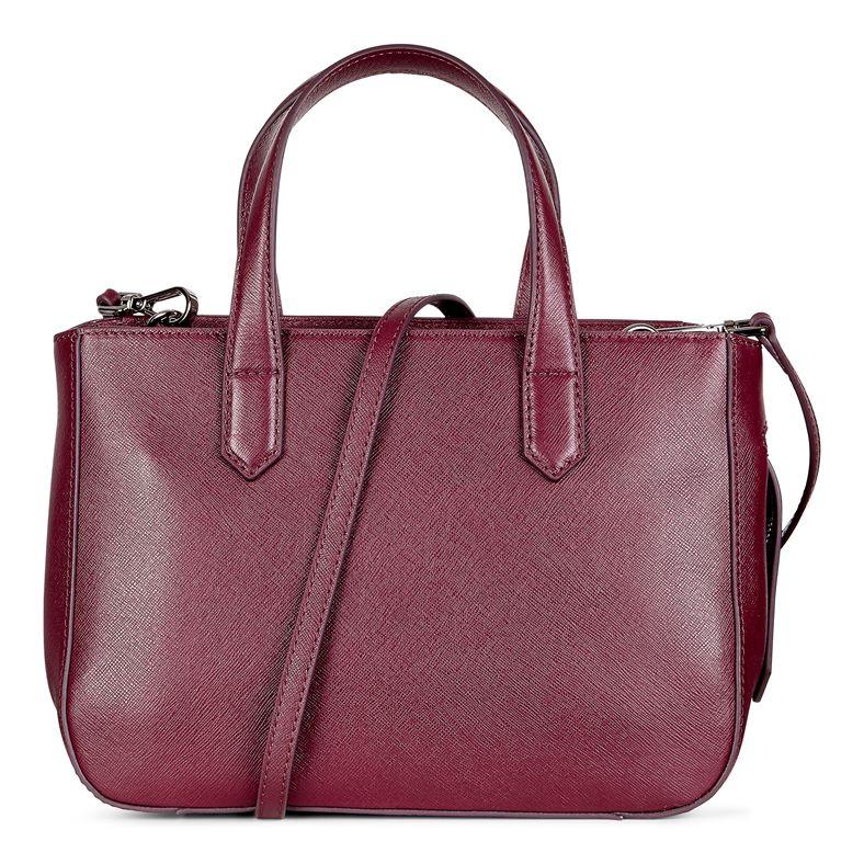 Iola Medium Handbag (Rojo)