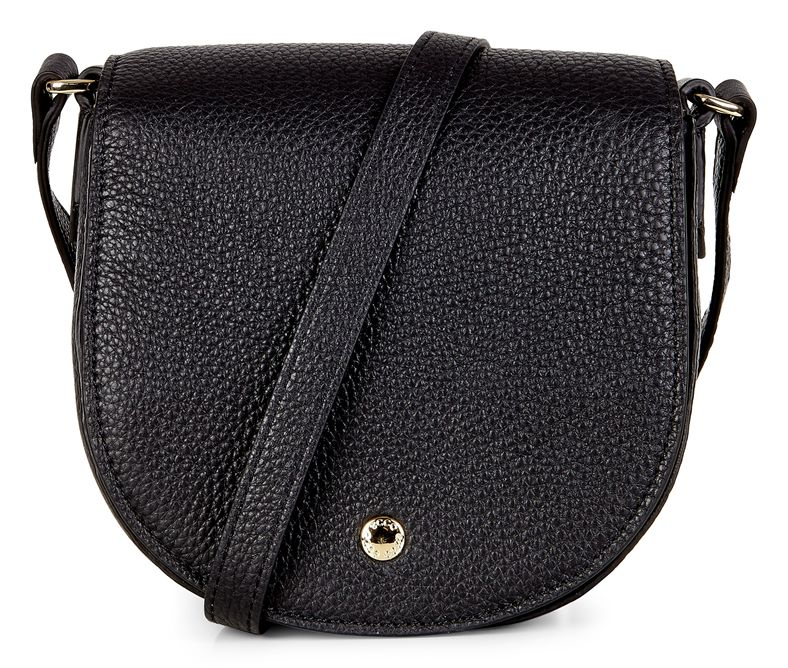 Kauai Small Saddle Bag (Preto)