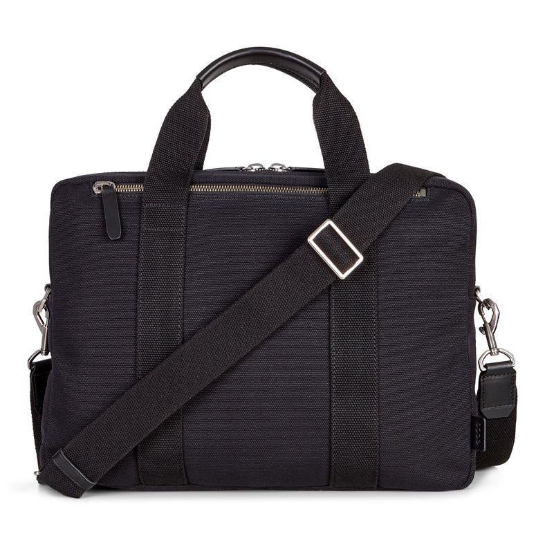 Kasan Laptop Bag (أسود)