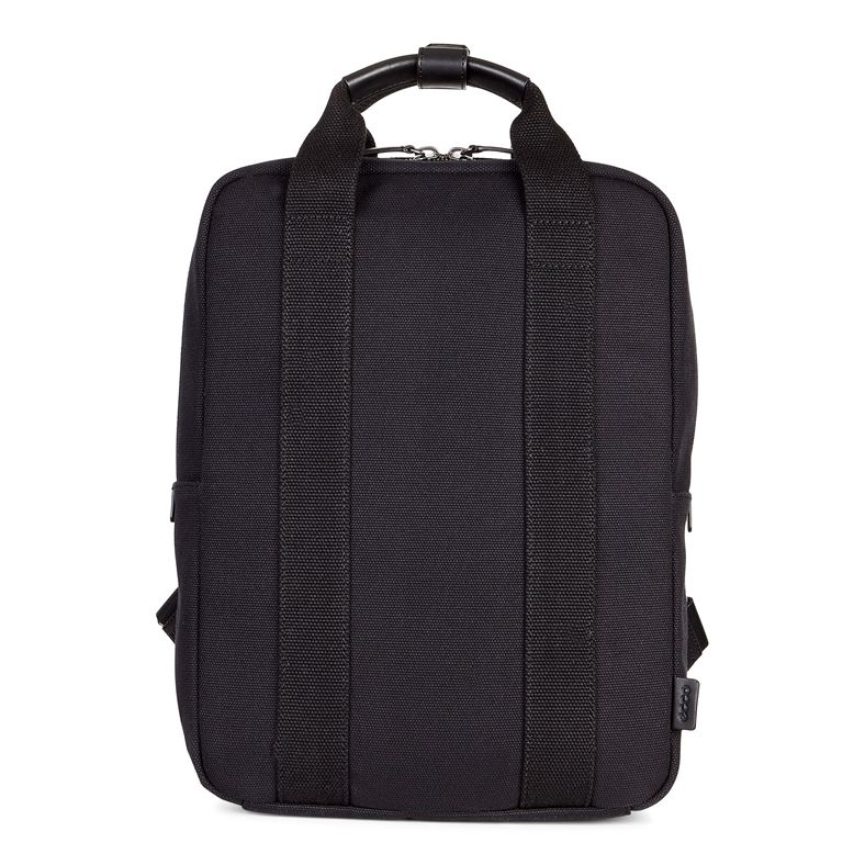 Kasan Medium Backpack (أسود)