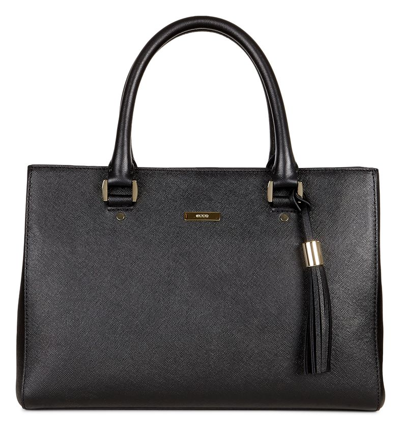 Kerry Medium Handbag (Negro)
