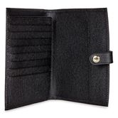 Iola Passport Holder (Black)