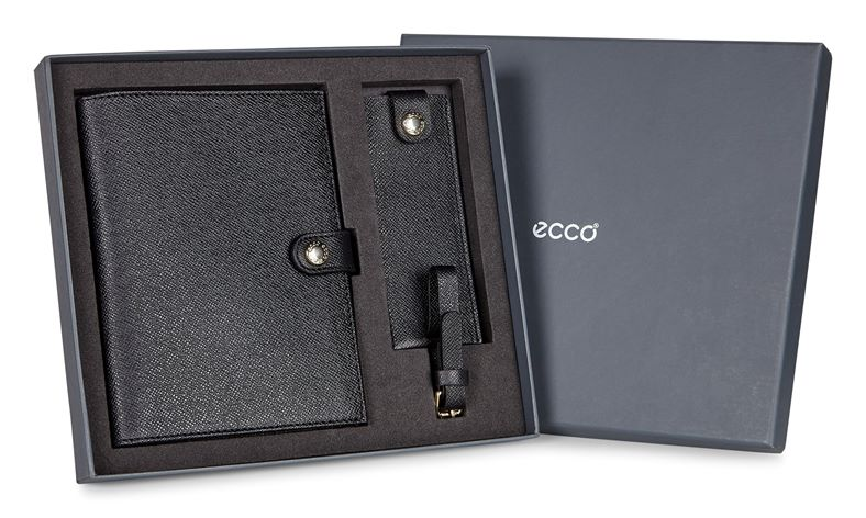 Iola Travel Gift Box (Black)