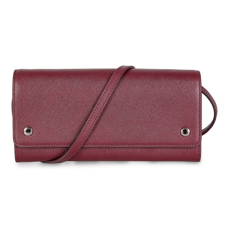 Iola Clutch Wallet (Red)