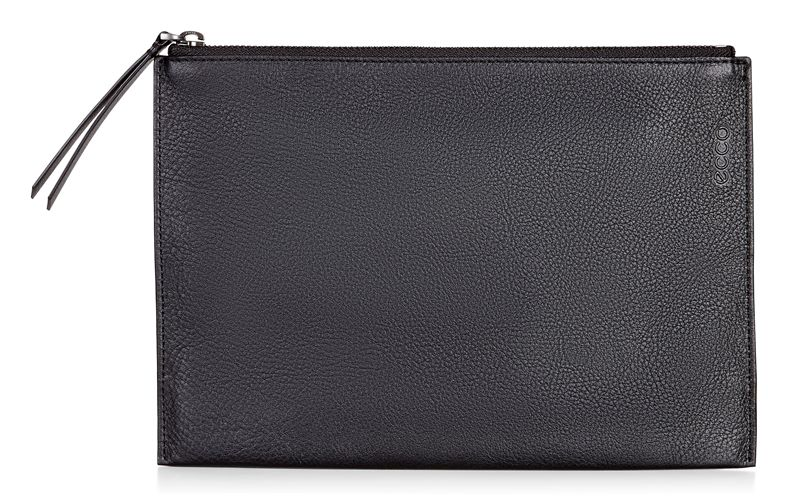 Sculptured Clutch (Negro)