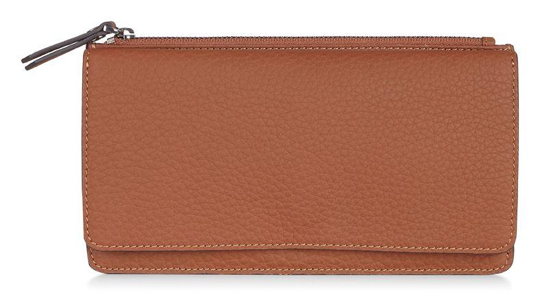 Jilin Travel Wallet (Brown)