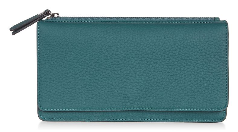 Jilin Travel Wallet (Verde)