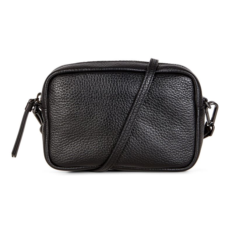 SP 2 Pouch With Strap (Black)