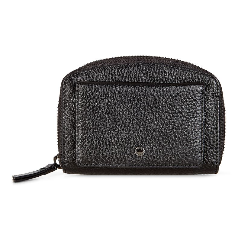 SP 2 Medium Bow Wallet (Black)