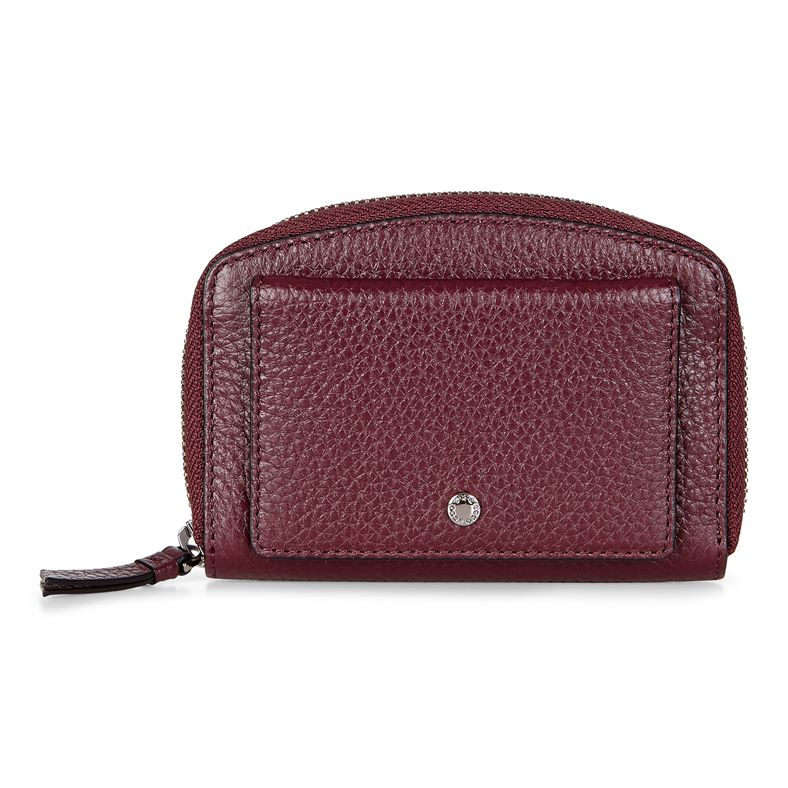 SP 2 Medium Bow Wallet (Red)
