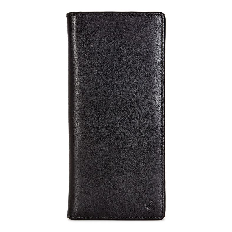 Konya Continental Wallet (Black)