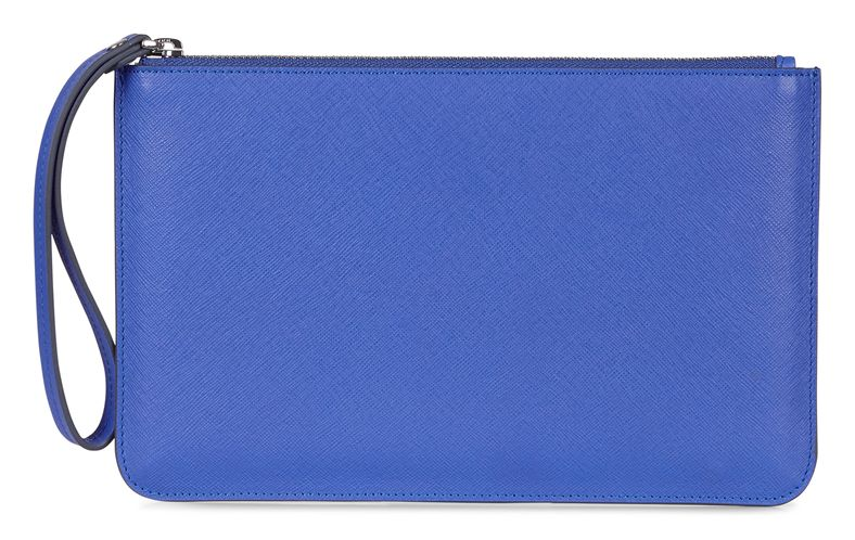 Iola Wristlet (Azul)