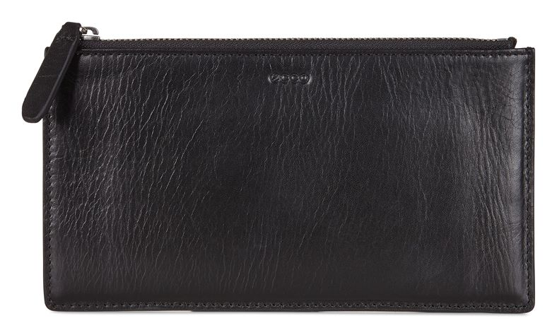 Eday L Travel Wallet (Negro)