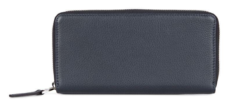 Jos Large Zip Wallet (Blue)