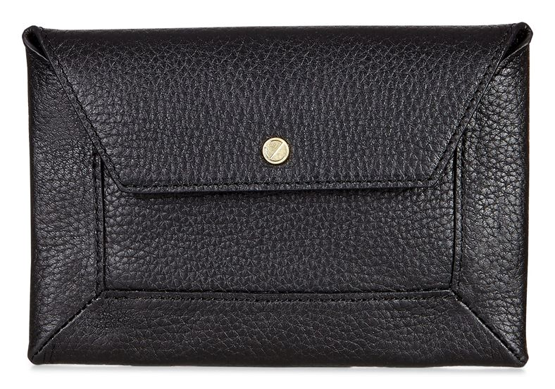 Isan 2 Small Wallet (Black)