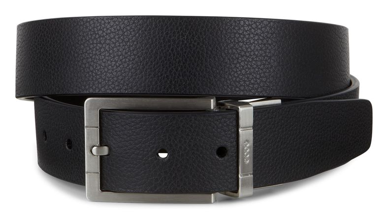 Evry Formal Mens Belt (Black)