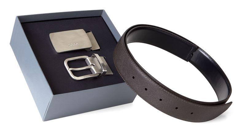 Hoven Belt Box (Brown)